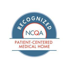 NCQA recognized patient-centered medical