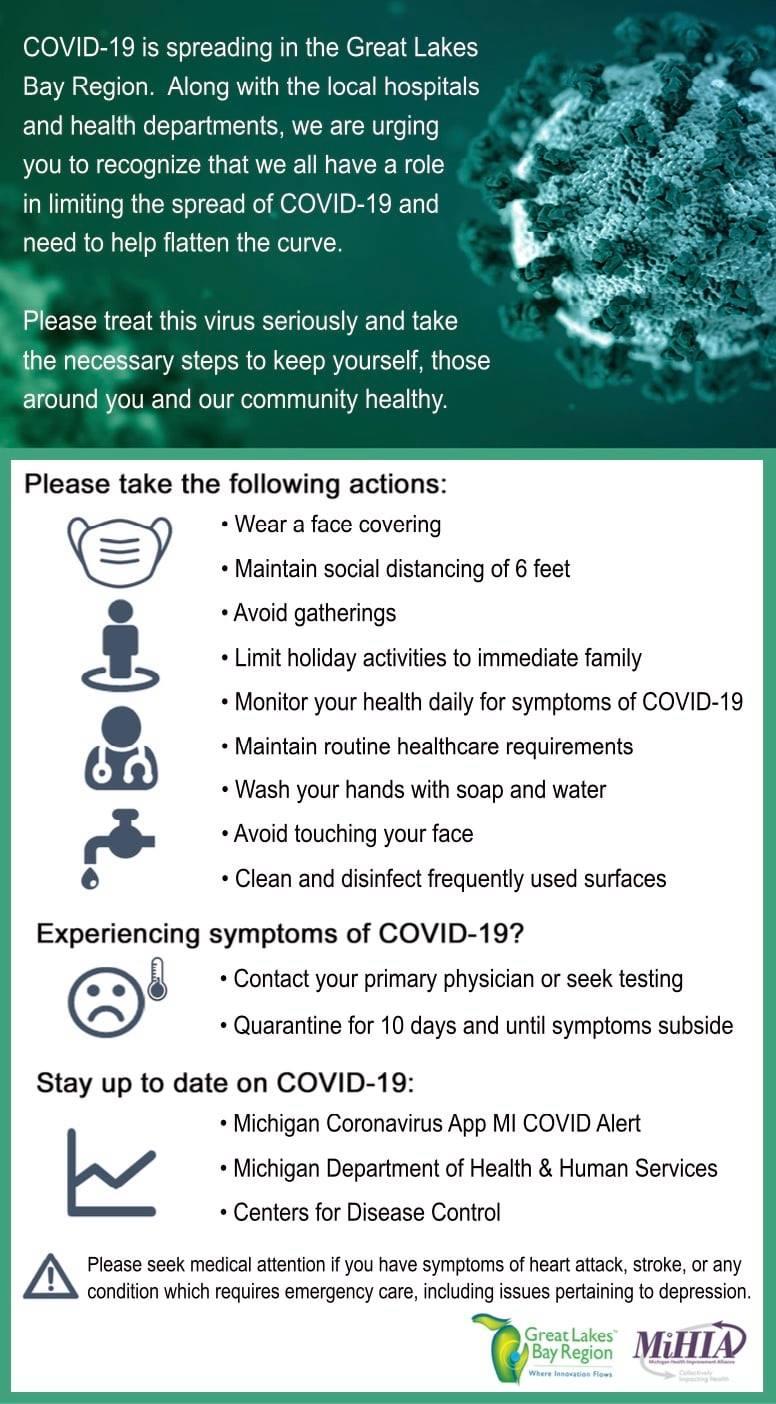 COVID-19 Alert November 16, 2020