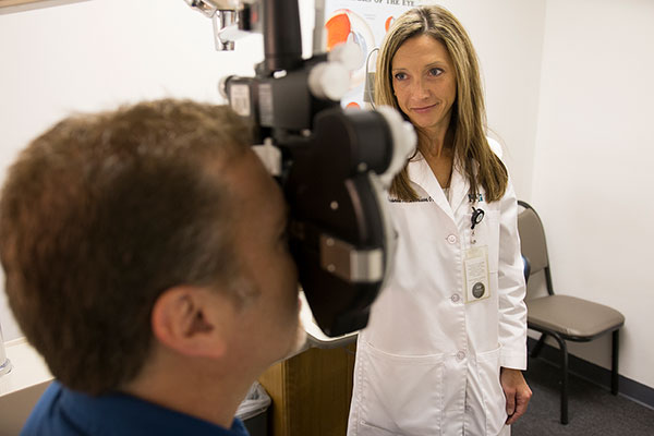 quality eye care and ophthalmology at the GLBHC
