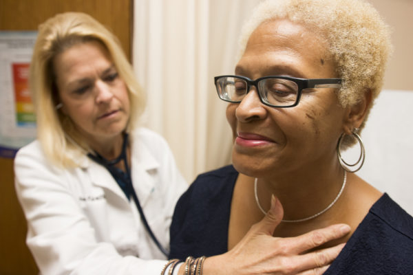mammography and breast health at GLBHC