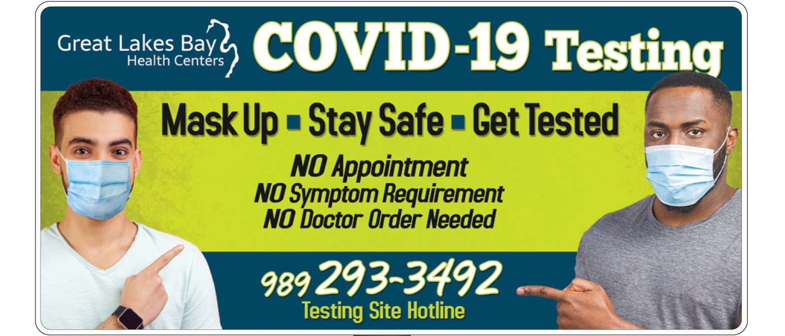 Stay safe and get tested for COVID-19